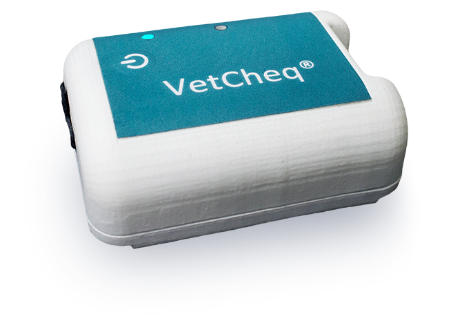 Click the VetCheq device above to see our new VetCheq product video!
